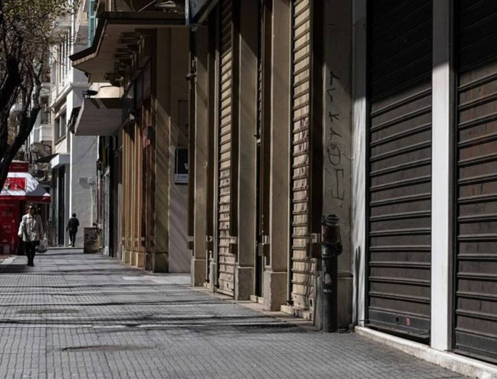 Lockdown: Ανοίγει το λιανεμπόριο στην Αχαΐα - Με click away στη Θεσσαλονίκη