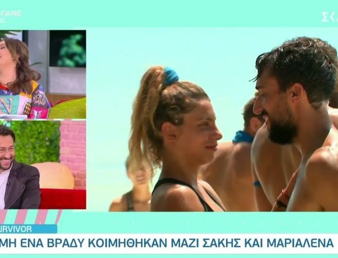Survivor 4 - Καλίδης: