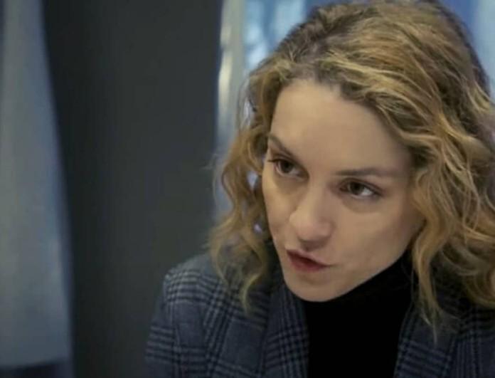 Έξαψη: Η Μαρίνα ξεσκεπάζει τον Μηνά