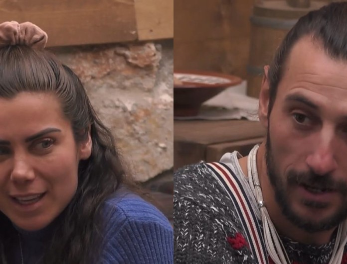 Φάρμα: Κυριακή και Ντούπης οι δύο υπηρέτες της εβδομάδας