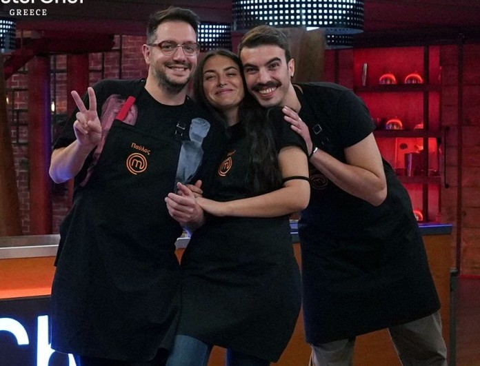 MasterChef 5: Παύλος, Μαρία και Αλέξανδρος οι τρεις υποψήφιοι προς αποχώρηση