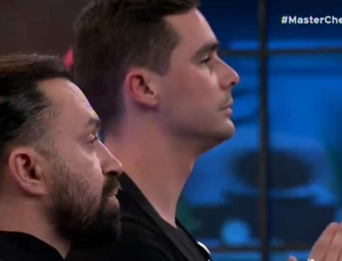 Masterchef 5: Αποχώρησε ο Αντώνης Μητρόπουλος και επέστρεψε ο Νίκος Σκορδάκης