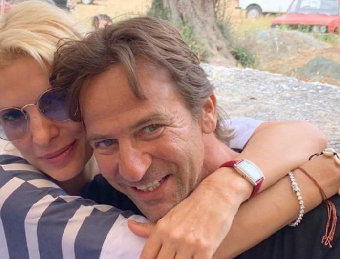 Ματέο Παντζόπουλος: Στο Mega η Μενεγάκη, στο Mega και η πρώην του