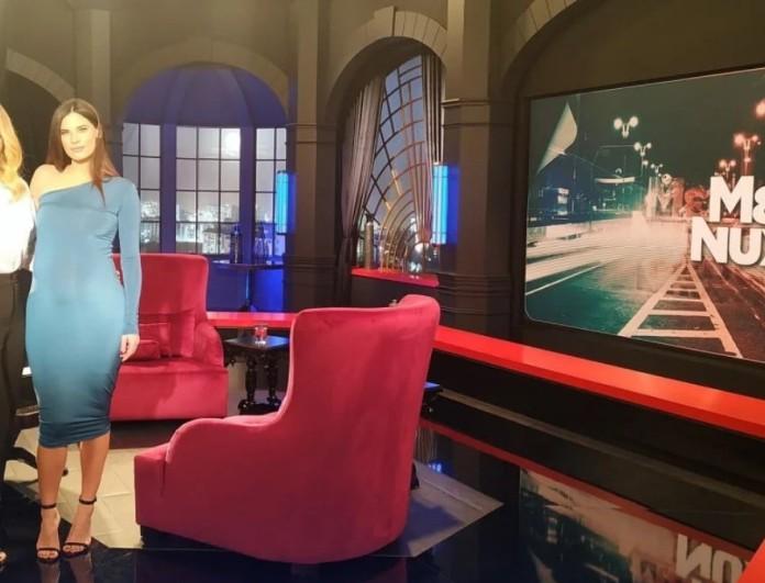 Μεσάνυχτα - τηλεθέαση 7/4: Πόσο έκανε με καλεσμένη την Χριστίνα Μπόμπα;