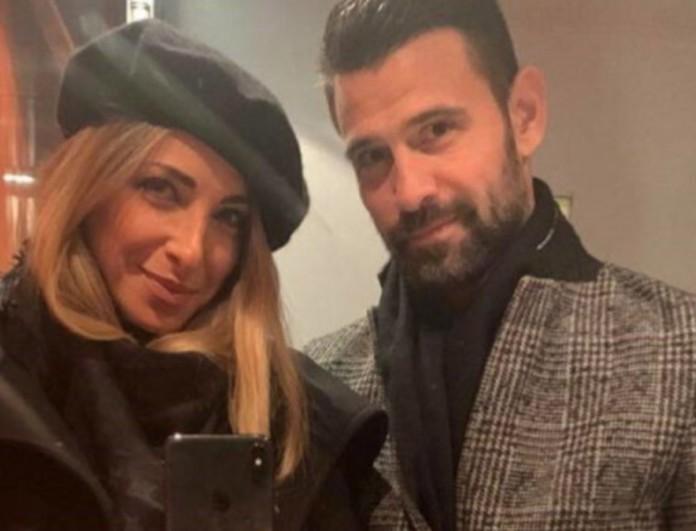 Χώρισε ο Μιχάλης Μουρούτσος με την Μαρία Δελόγκα!