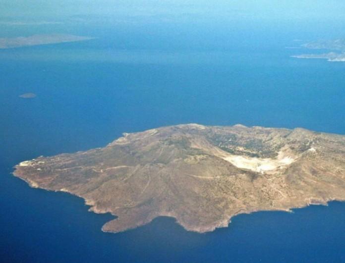 Διπλός σεισμός 4,4 και 4,2 Ρίχτερ στη Νίσυρο