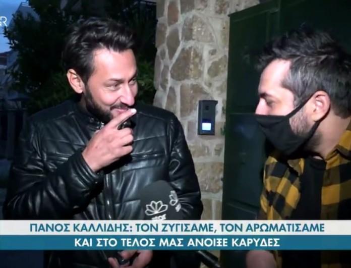 Πάνος Καλίδης: Ξανά πήρε τα κιλά που έχασε μέσα στο Survivor