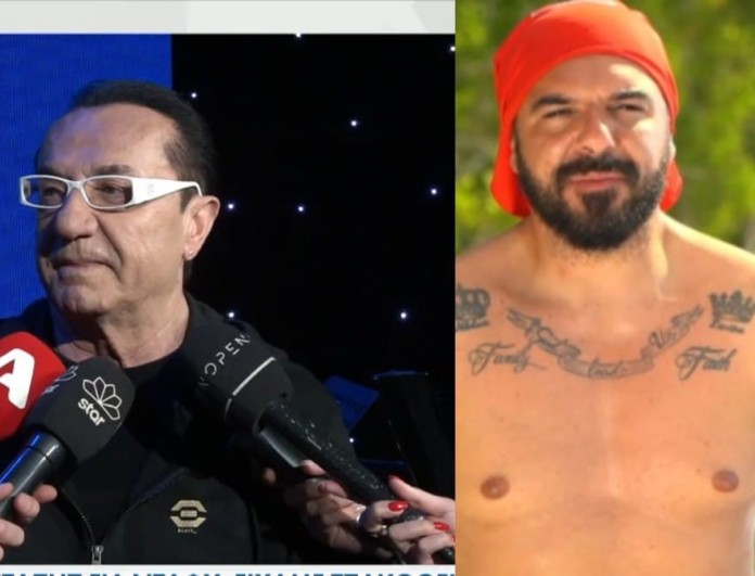 Survivor 4 - Πανταζής: «Με τον Τριαντάφυλλο είχα τσακωθεί! Ήταν επιθετικός»