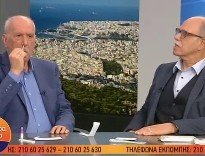 Καλημέρα Ελλάδα: Ο Παπαδάκης έκανε on air self test
