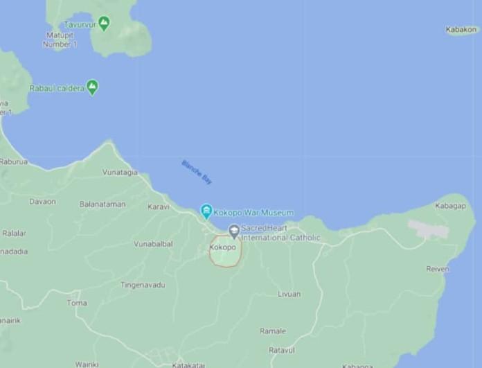 Σεισμός 5,6 ρίχτερ στην Νέα Ιρλανδία