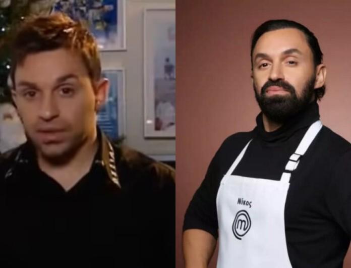 MasterChef 5: Ο Νίκος Σκορδάκης είχε λάβει μέρος σε εκπομπή με ραντεβού στον ΑΝΤ1