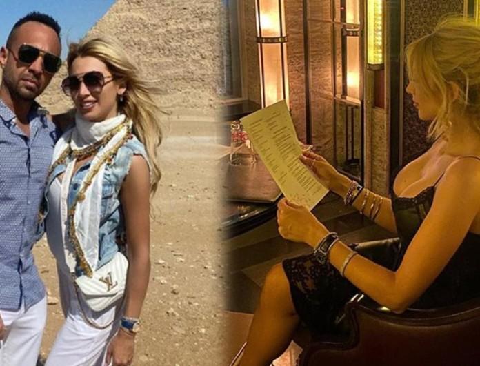 Κωνσταντίνα Σπυροπούλου: «Δεν μετανιώνω για τις αναρτήσεις που έκανα! Δεν κάναμε κάτι παράνομο»