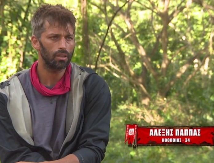 Survivor 4: Εξαφανίστηκε στο δάσος πάλι ο Αλέξης Παππάς - Ενδέχεται να δούμε κάτι την Κυριακή 4/4
