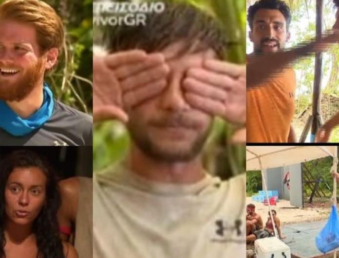 Survivor 4 - highlights 31/3: Τα κλάματα του Μπόγδανου, ο τσακωμός Νικολέτας - Μαριάνθης και η αποχώρηση της