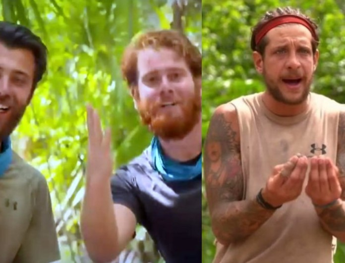Survivor 4: Επεισόδιο ανάμεσα σε Ηλία και Τζέιμς - Νίκο