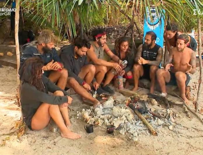 Survivor 4: Το «meeting» του Παππά με τους Κόκκινους για συμφιλίωση και επανένωση