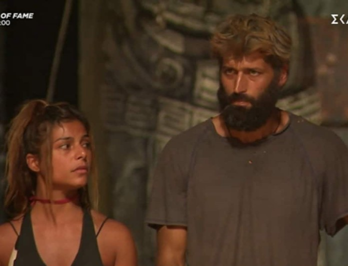 Survivor 4 - Παππάς για Τζέιμς: «Μου θυμίζει μια σάπια ντομάτα, είναι τελείως σαθρός»
