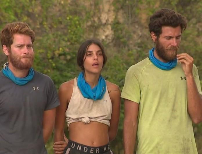Survivor 4 - Ταβλαδάκης: «Ο Τζέιμς πετούσε τις ιδέες, η Άννα Μαρία τις οργάνωνε και ο Νίκος ακολουθούσε»