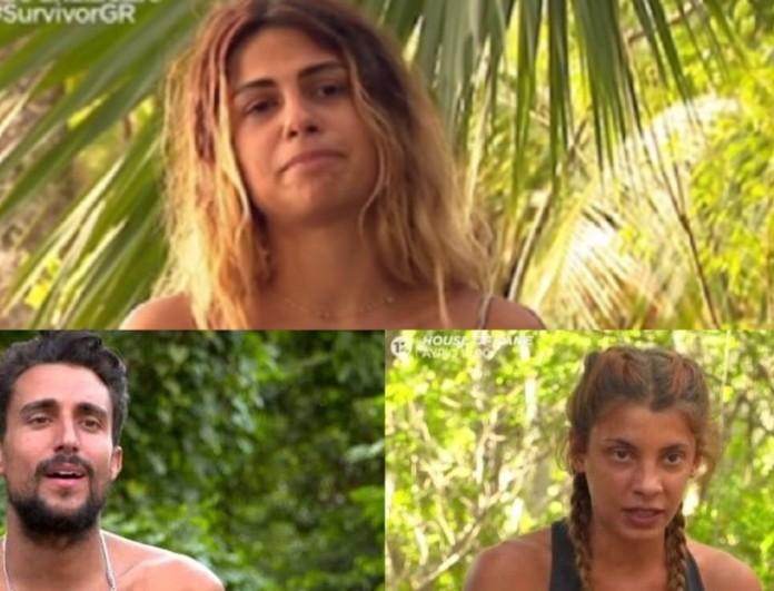 Survivor 4 - Ξέσπασε η Χριστίνα: «Με τον Σάκη ήμασταν μαζί σχεδόν δυο μήνες! Συζούσαμε»