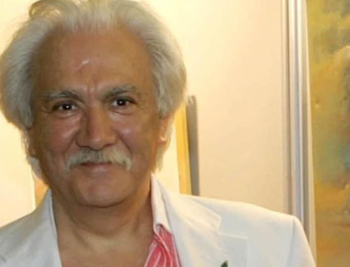 Θλίψη! Πέθανε από κορωνοϊό ο αρχιτέκτονας, γλύπτης και ζωγράφος Δημήτρης Ταλαγάνης