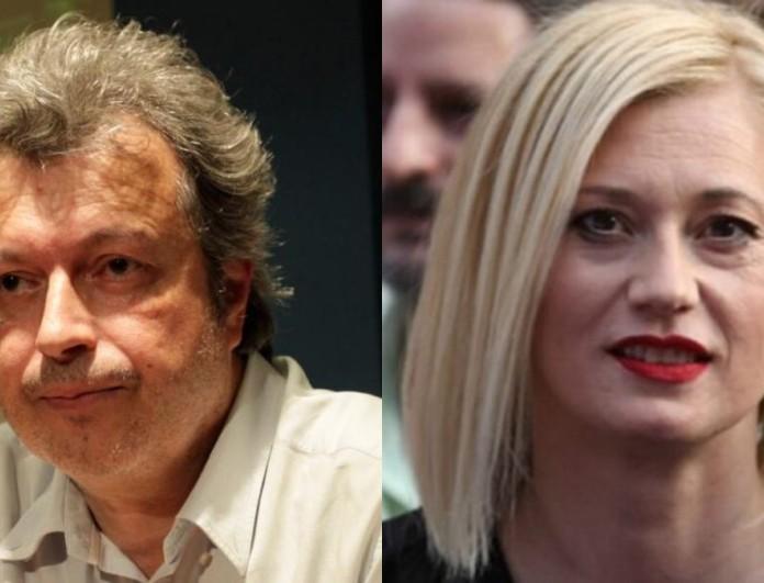 Πέτρος Τατσόπουλος: Οργισμένος με την Ραχήλ Μακρή - «Αυτό το θλιβερό σκατόψυχο υποκείμενο...»