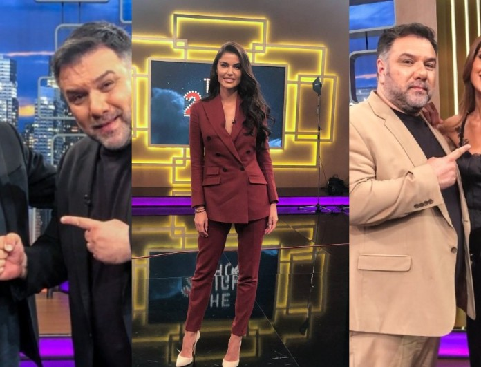 The 2night show - τηλεθέαση 22/4: Σάρωσε στην prime time ο Γρηγόρης Αρναούτογλου