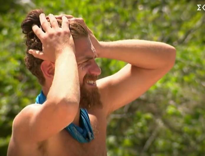 Survivor 4 trailer 13/4: Τραυματισμός ΣΟΚ για τον Ηλία - Μεταφέρεται με φορείο