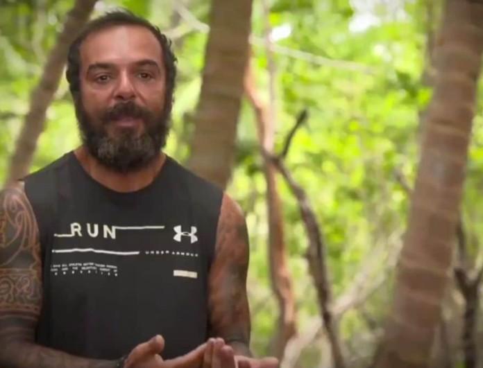 Survivor 4 - αποκλειστικό: Ο Τριαντάφυλλος έκλεψε φαγητό! Ο λόγος που δεν τον τάιζε ο Κόρο