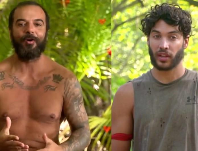 Survivor 4 - Spoiler: Ο Ασημακόπουλος θέλει να γίνει ξανά κολλητός του Τριαντάφυλλου
