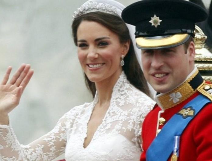 Πρίγκιπας Ουίλιαμ - Κέιτ Μίντλετον: Γιορτάζουν σήμερα δέκα χρόνια γάμου