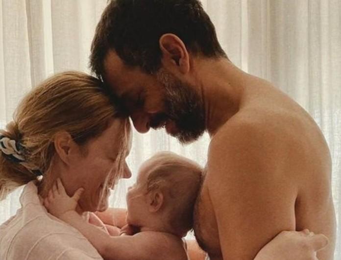 Γιώργος Χρανιώτης: Η φωτογραφία με τον γιο του και το μήνυμα για τον κορωνοϊό