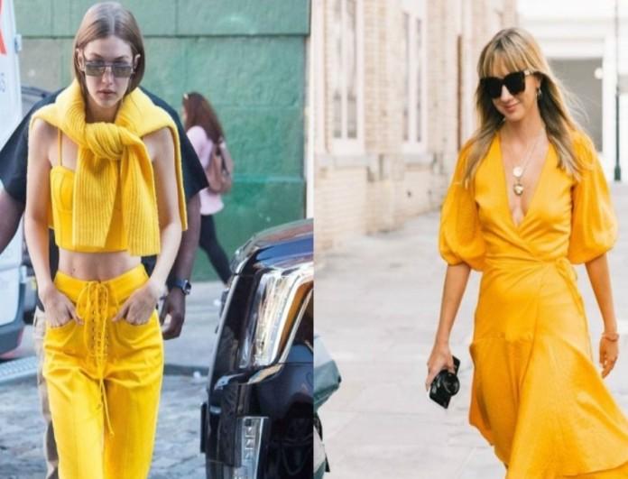 Κίτρινο σε total εμφανίσεις