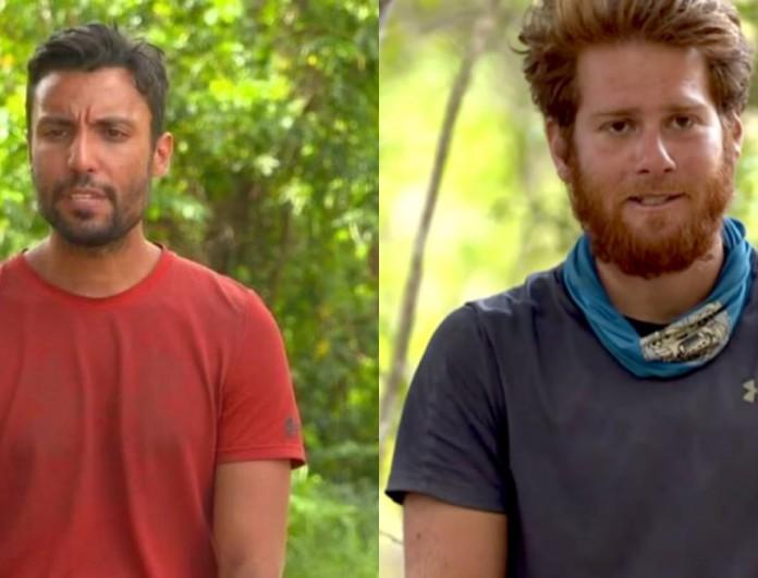 Survivor 4: Ταβλαδάκης εναντίον Καφετζή - «Δεν θα απαντήσω στην προσβολή σου αγαπητέ κύριε James»