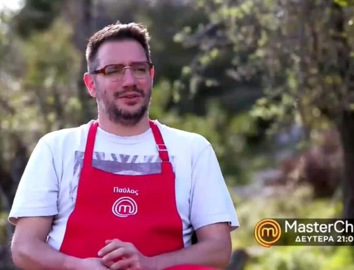 MasterChef 5 trailer 17/5 - Παύλος: