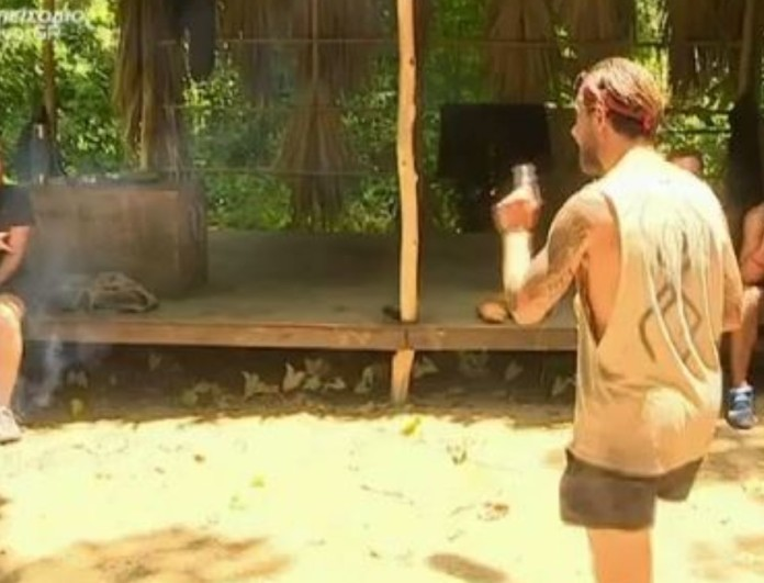 Survivor 4: Παραλίγο να πιαστούν στα χέρια ο Τζέιμς με τον Μπόγδανο!