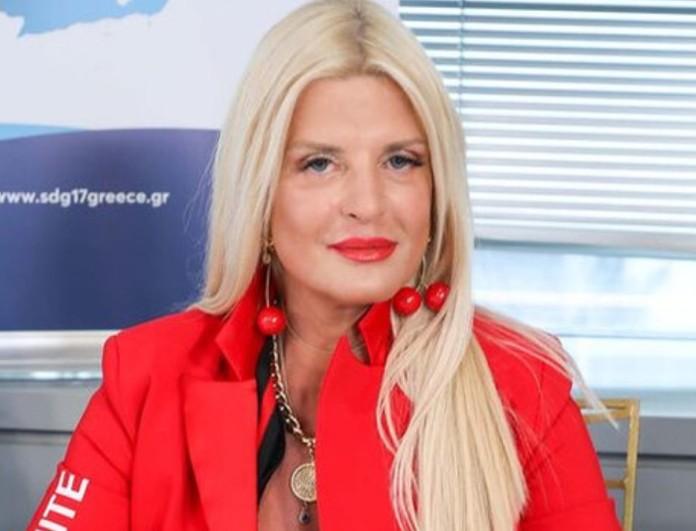 Μαρίνα Πατούλη: Ξεπέρασε τον κορωνοϊό - Το ελπιδοφόρο μήνυμα της