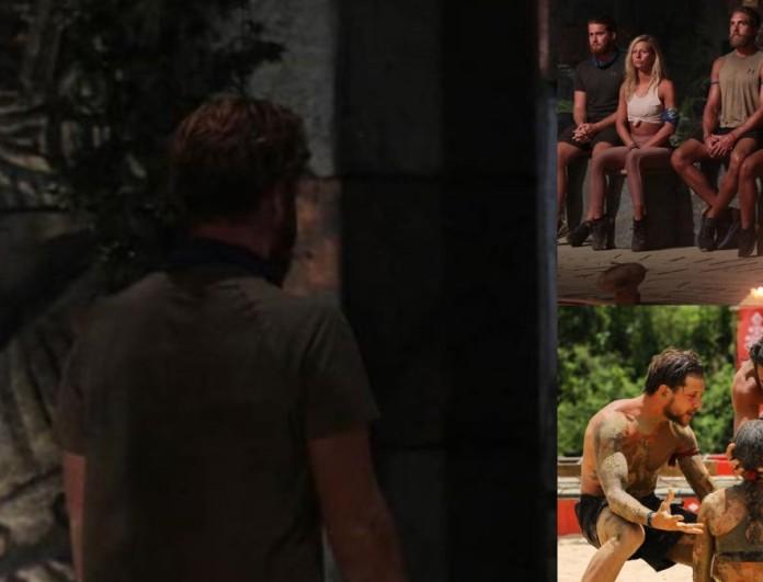 Survivor 4 - highlights 11/5: Η εξομολόγηση της Χαμπέρη, το μποξεράκι του Σάκη και η αποχώρηση του Τζέιμς