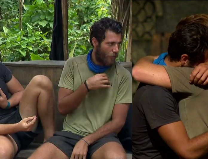 Survivor 4: Αποφασίστηκε!  Δεν υπάρχει γυρισμός για τον Νίκο Μπάρτζη