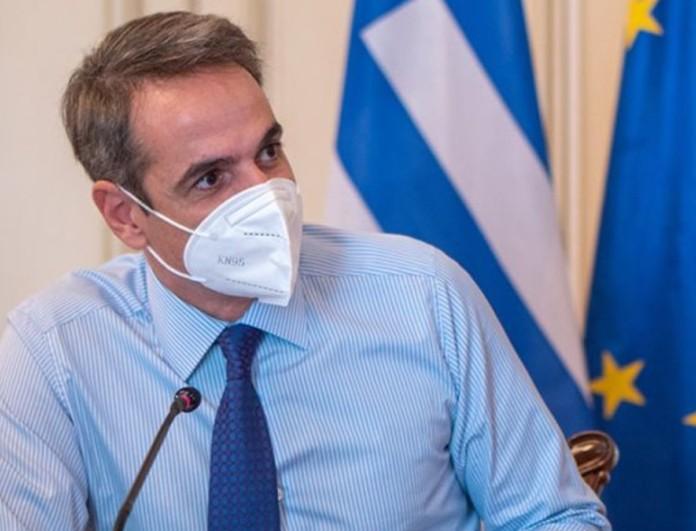 Κυριάκος Μητσοτάκης: «Τα μέτρα θα παραμείνουν σε ισχύ έως ότου χτίσουμε οριστικό εθνικό τείχος ανοσίας»