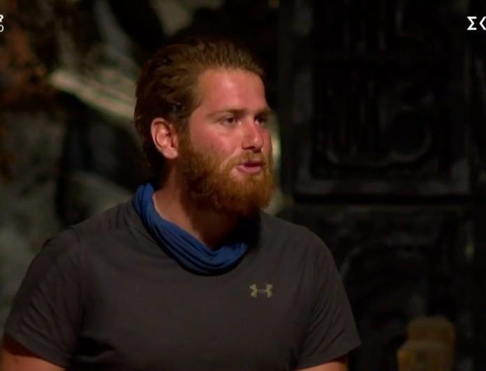 Survivor 4 - αποκλειστικό: Τι συνέβη με την αμοιβή του Τζέιμς μετά την οικειοθελή αποχώρησή του