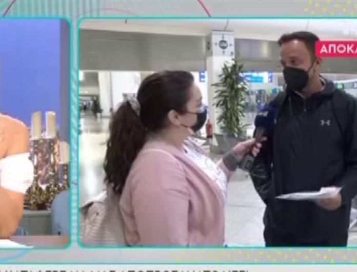 Survivor 3 - Λιανός: Επέστρεψε στον Άγιο Δομίνικο και στο αεροδρόμιο
