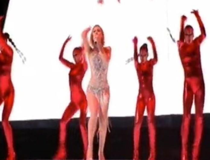 Eurovision 2021: Πήρε φωτιά η σκηνή με την εμφάνιση της Έλενας Τσαγκρινού στον τελικό!