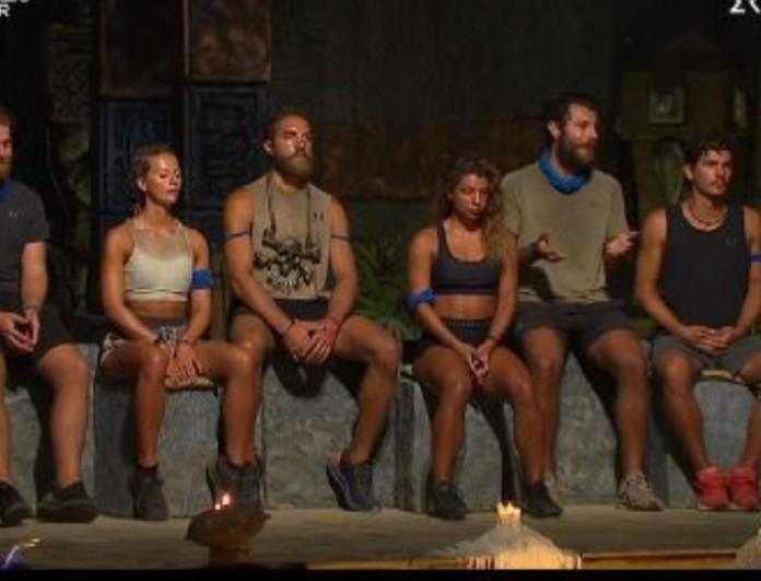 Survivor 4: Τζέιμς, Νίκος και Παύλος οι υποψήφιοι προς αποχώρηση
