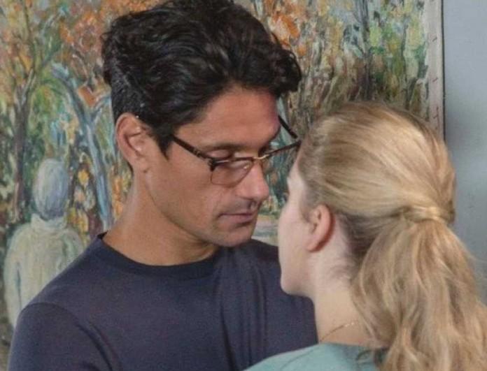 Αγγελική 31-3/6: Ο Δημήτρης ανακοινώνει στην Αθηνά τον εσπευσμένο του γάμο με την Κατερίνα