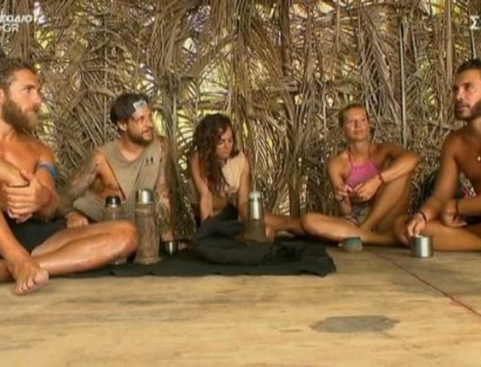 Survivor 4: Οι amigos