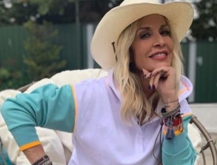 Άννα Βίσση: Έκανε τη δεύτερη δόση του εμβολίου του κορωνοϊού