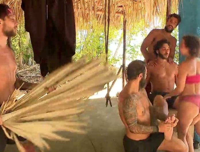 Survivor 4: Απόσπασμα από το σημερινό 10/5 επεισόδιο