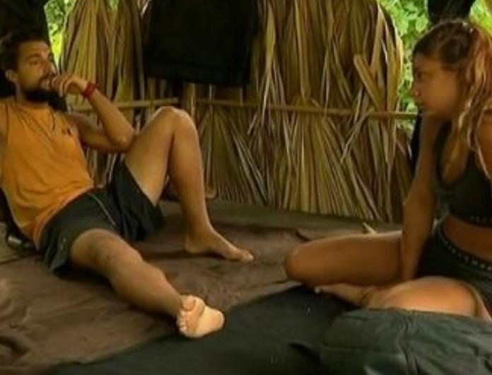 Survivor 4: Φουλ επίθεση στον Νίκο Μπάρτζη από την Μαριαλένα και τον Σάκη