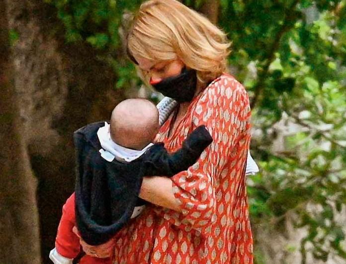 Δείτε για πρώτη φορά το μωράκι της Τζένης Μπαλατσινού και του Βασίλη Κικίλια