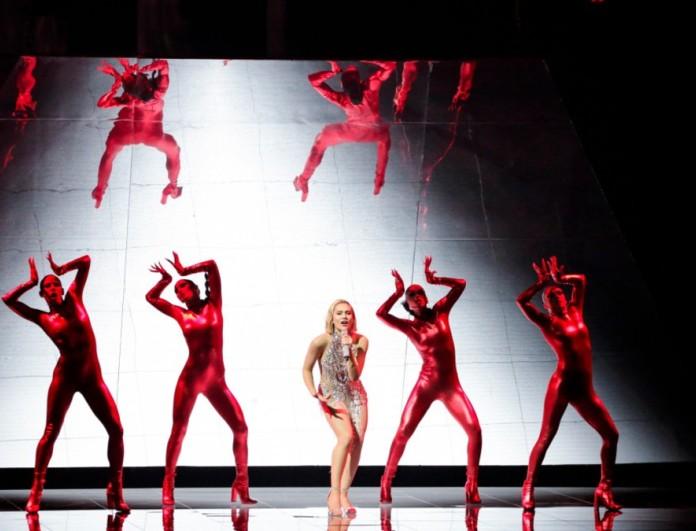 Eurovision 2021: Οι πρώτες δηλώσεις της Έλενας Τσαγκρινού μετά τον τελικό